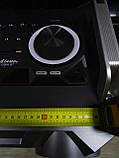 Портативный бумбокс караоке Ailiang UF-1506A-DT сабвуфер USB\ Bluetooth\ FM-тюнер\ Пульт ДУ, фото 7