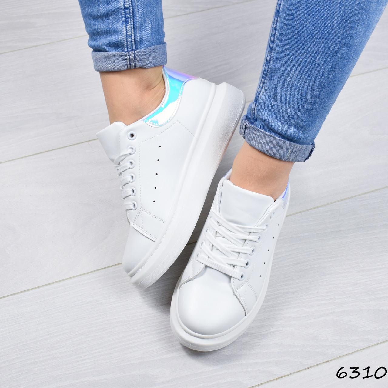 6b2c5b4b Кроссовки женские Fresh белый + мульти 6310, спортивная обувь, цена 485  грн., купить в Днепре — Prom.ua (ID#859432295)