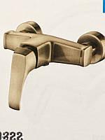 Змішувач для душу SANTEP 13200 Бронза, фото 1
