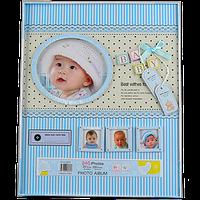 Детский фотоальбом для мальчика на 240 фото