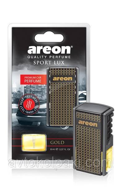 Ароматизатор в авто Gold Areon