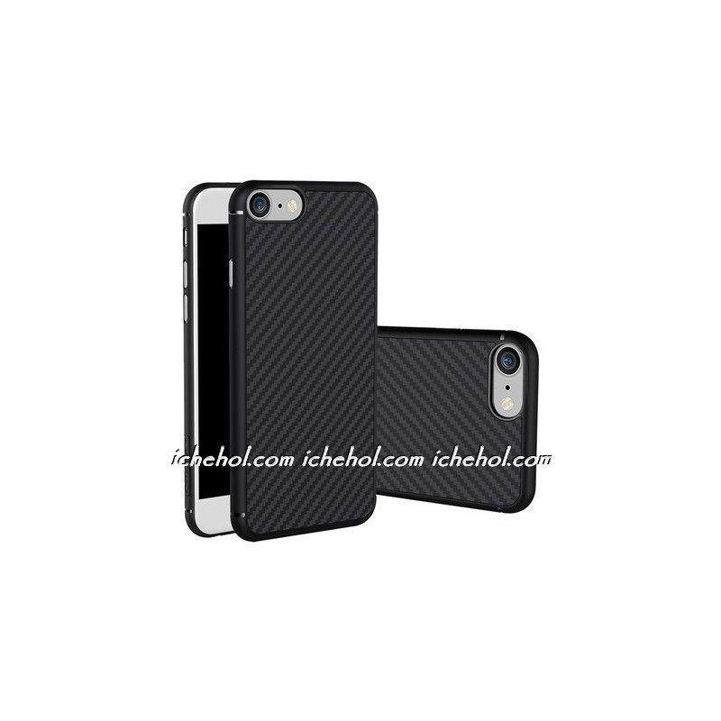 Чехол Nillkin Synthetic Fiber  для iPhone 6/6S  Черный