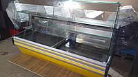 Кондитерская витрина СOLD 1,4 м. прилавок кондитерский б/у., фото 1