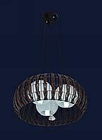 Люстра Levistella черная 7076339-3