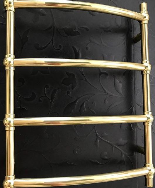 Золотые полотенцесушители