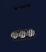 Люстра Levistella черная 7076340-3