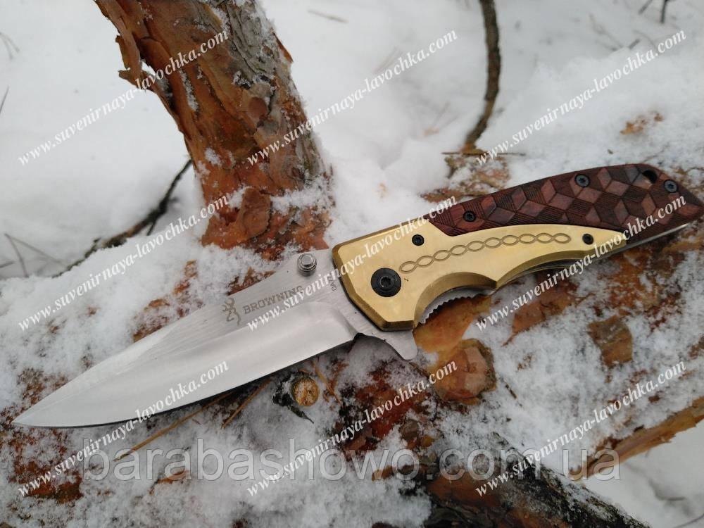 Нож складной Browing DA-77 надежный, для туризма