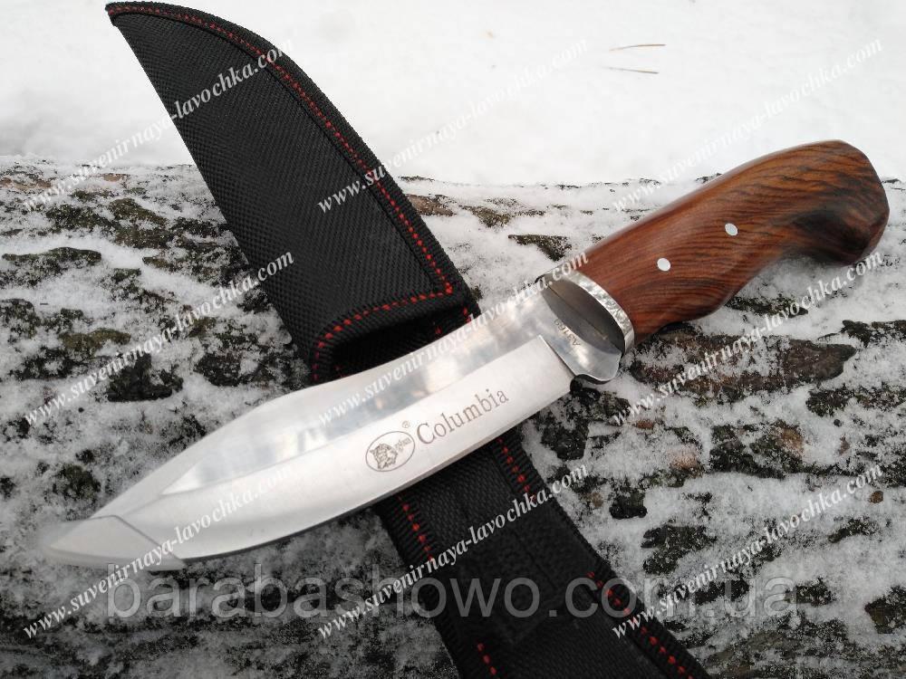 """Нескладной охотничий нож Columbia A3169 """"Huntsman"""""""