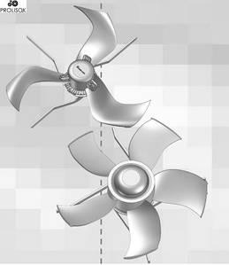 Вентиляторы  ECT / DCT / DA Big Dutchman