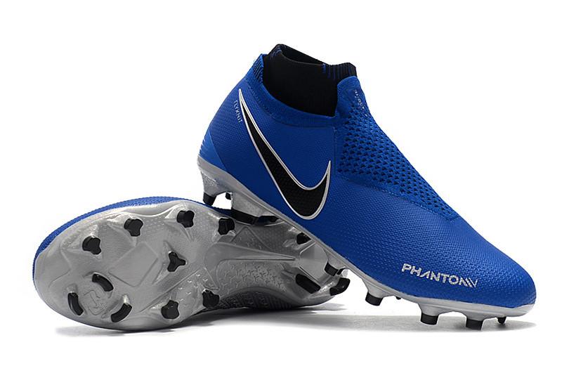 Бутсы Nike Phantom Vision Elite DF FG blue, фото 1