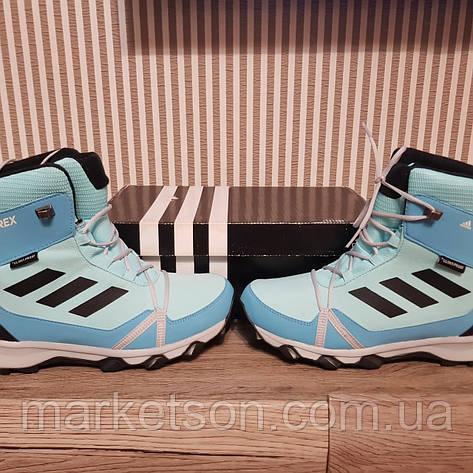 8a73067d Сапоги зимние р.38 на Gore-Tex. Adidas Terrex оригинал: продажа ...