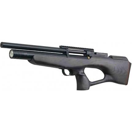 Пневматическая винтовка PCP КОЗАК 450/220 4,5 мм (черный/черный), фото 2