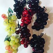 Искусственная гроздь винограда