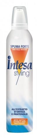 Пена для волос сильной фиксации Intesa Styling 300мл