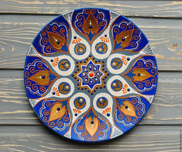 Росписи стекла и керамики, витраж