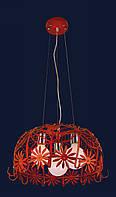 Люстра Levistella красная 7076390-3