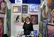 """Стенд Стерео Студии на выставке """"Фасад 2010"""" г.Днепропетровск."""