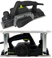 Электрический рубанок TITAN PR11011