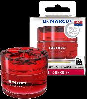 Ароматизатор в авто Красные ягоды Senso Dr. Marcus