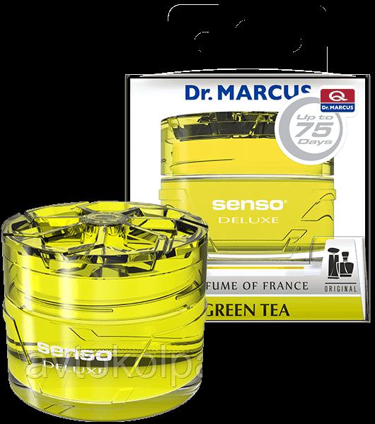 Ароматизатор в авто Зелений чай Senso Dr. Marcus