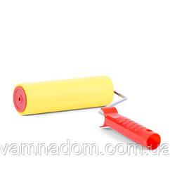 Валик прижимной обойный 48*180 мм INTERTOOL KT-0018