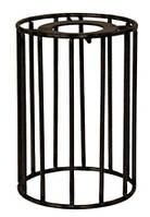 Абажур плафон клетка лофт loft АБ059  из стальной проволоки 4 мм для патронов е27