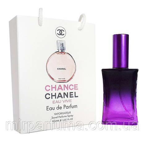 Парфюм в подарочной упаковке Chanel Chance Eau Vive  50ml, фото 2
