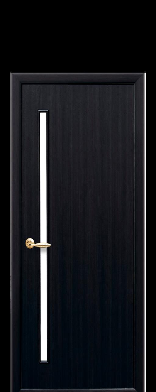 """Двери межкомнатные ТМ Новый Стиль """"Глория"""" венге De Wild"""