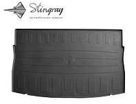 Коврик багажника Volkswagen Golf VII HB 2013- (верхний багажник) Stingray