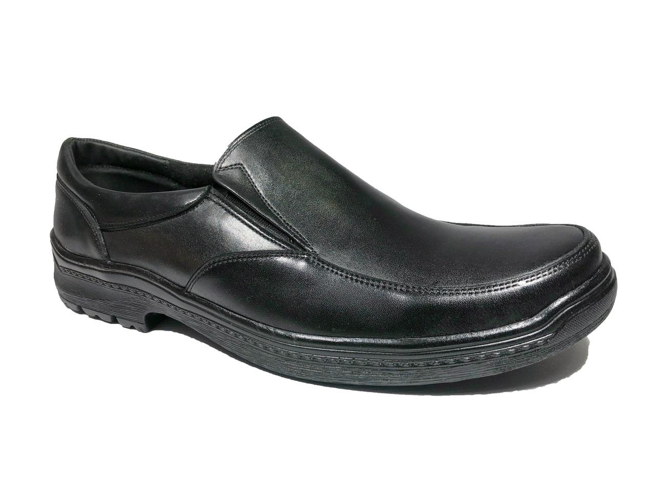 9e15ad6e8 Туфли мужские 47 размера кожаные повседневные модель Р-2 -  BigBoss-производитель мужской обуви
