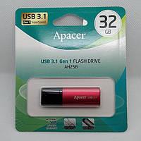 Флешка USB 3.1 Gen 1, 32Gb, Apacer AH25B