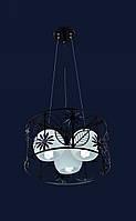 Люстра Levistella черная 7076401-3