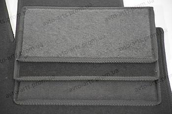 Коврики салона текстильные Hyundai Getz (03-) (Хундай Гетз) (4 шт)