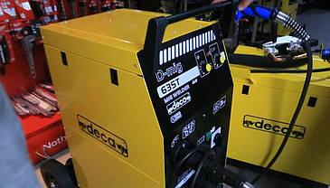 Сварочный полуавтомат Deca D-MIG 635 T