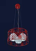 Люстра Levistella красная 7076401-3