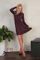 Платье - трапеция из ангоры 008D/03, фото 1