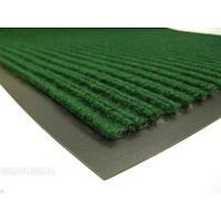 Коврик грязезащитный влаговпитывающий 80 х 120 зелёный