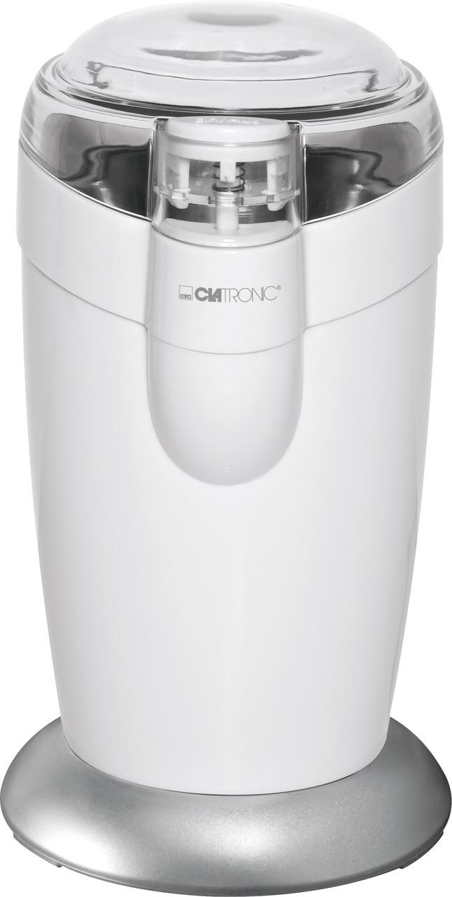 Кофемолка Clatronic KSW 3306 (Отправка в день заказа) Белая