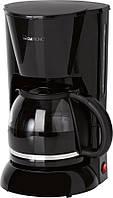 Кофеварка Clatronic KA 3473 капельная черного цвета Германия