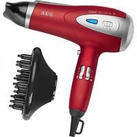 Фен AEG (Отправка в день заказа) HTD 5584 Красный с диффузором