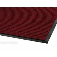 Коврик грязезащитный влаговпитывающий 90 х 150 красный