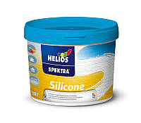 Силиконовая фасадная краска SPEKTRA Silicone, 10 л, в Днепре