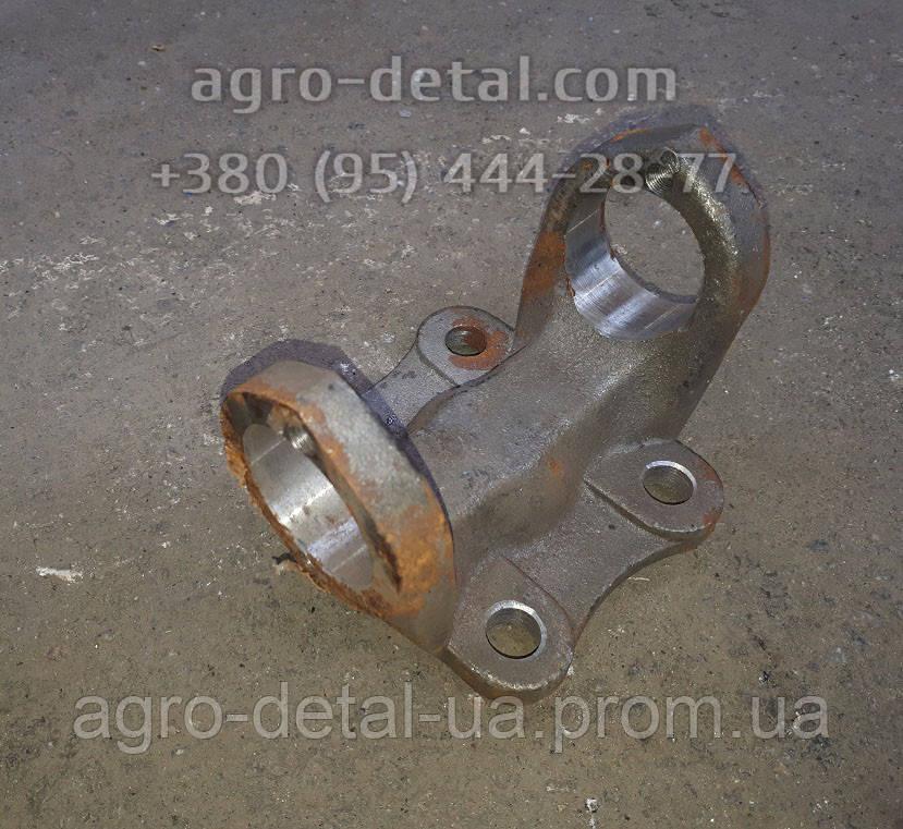 Фланец 125.36.123-5 карданного вала тракторов Т150,Т151,Т17021,Т17221