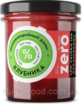 Низкокалорийный ДЖЕМ КЛУБНИКА  Mr. Djemius Zero