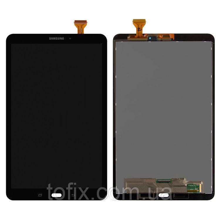 """Дисплей для для Samsung Galaxy Tab A 10.1"""" T580, T585, Wi-Fi/LTE (экран и сенсор) черный, оригинал"""