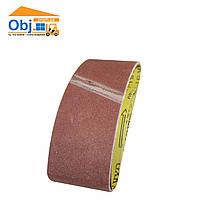 Лента абразивная для шлифмашин P100 (75х457мм) Вист
