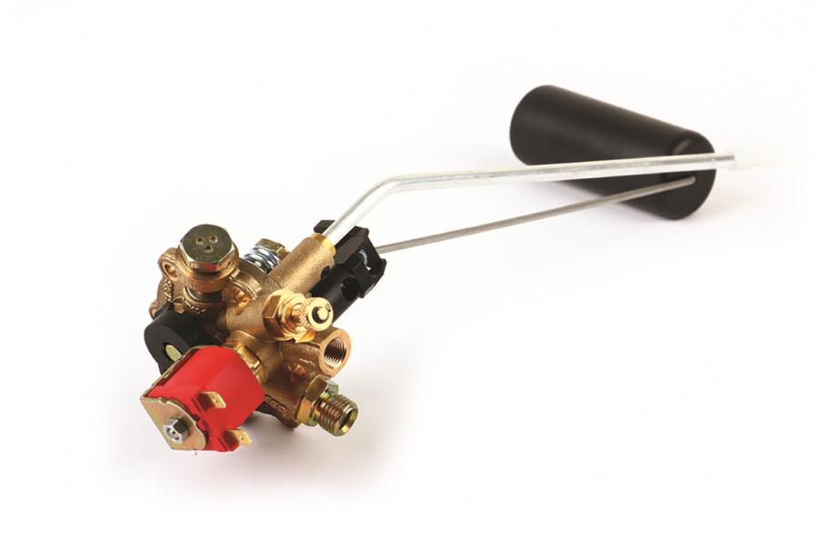 Мультиклапан Atiker цилиндрический 230-30 с катушкой  без ВЗУ