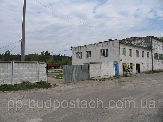 Склад в Киеве ПП Будпостач