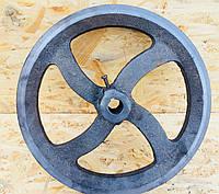 Шкив (диаметр 410 мм, 2 ручья) для дровокола