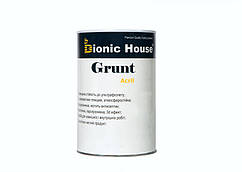 """Акриловый грунт для деревянных поверхностей с антисептическими свойствами """"Bionic-house"""" 1л"""